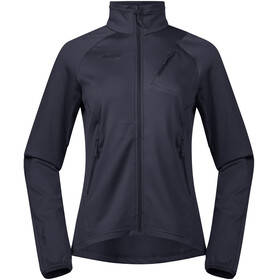 Bergans Galdebergtind Jacket Women dark navy/dark fogblue